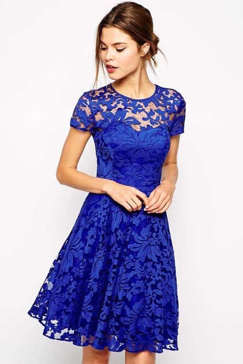 e1ef4eb310d Τα αρχαιοελληνικού τύπου φορέματα, αλλά και τα δαντελένια αποτελούν υπέροχες  προτάσεις για το ντύσιμο μιας καλεσμένης σε γάμο ή βάπτιση.